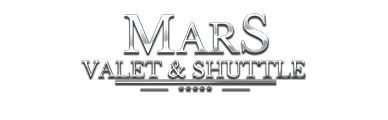 Mars Valet Parking Logo